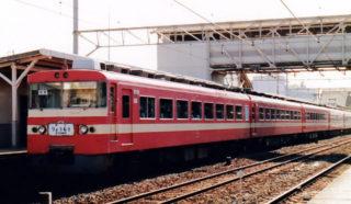 東武鉄道 1800系 りょうもう