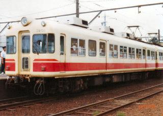 豊橋鉄道 1900系 モ1901