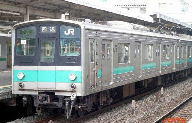 JR東日本 207系900番台 VVVFインバータ制御試作車(珍車ギャラリー#060)