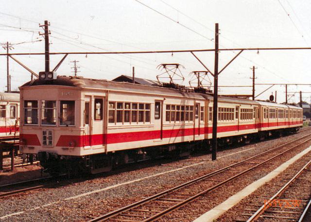 豊橋鉄道1600系